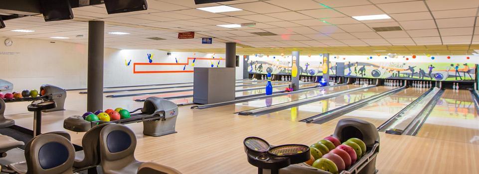 Cathay bowling en kinderparadijs