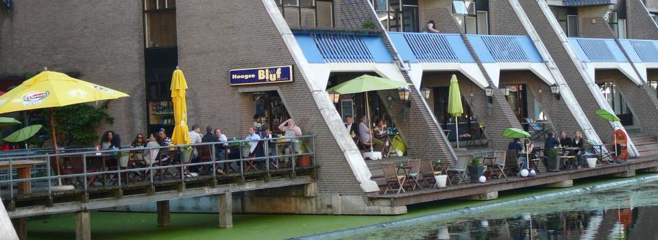 Eet- en Biercafé Haagse Bluf