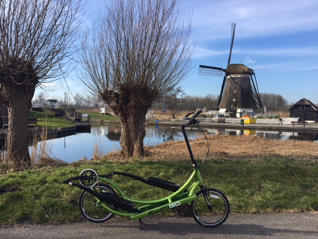 ElliptiGO Run2Ride