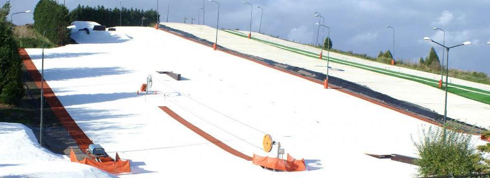 Outdoor Valley Wintersport