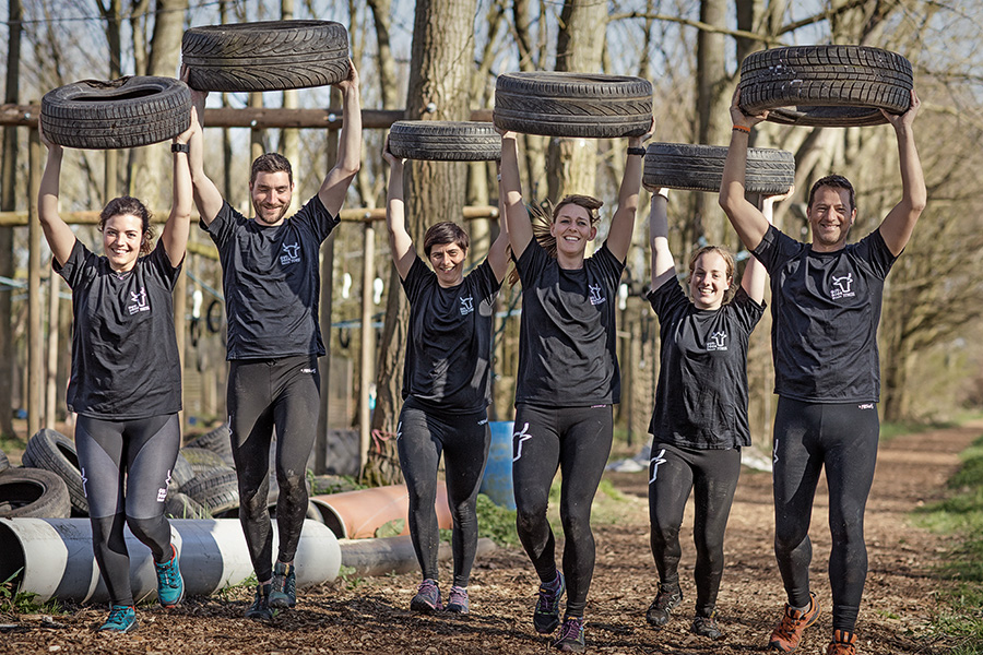 Outdoor Valley Bootcamp Extreme