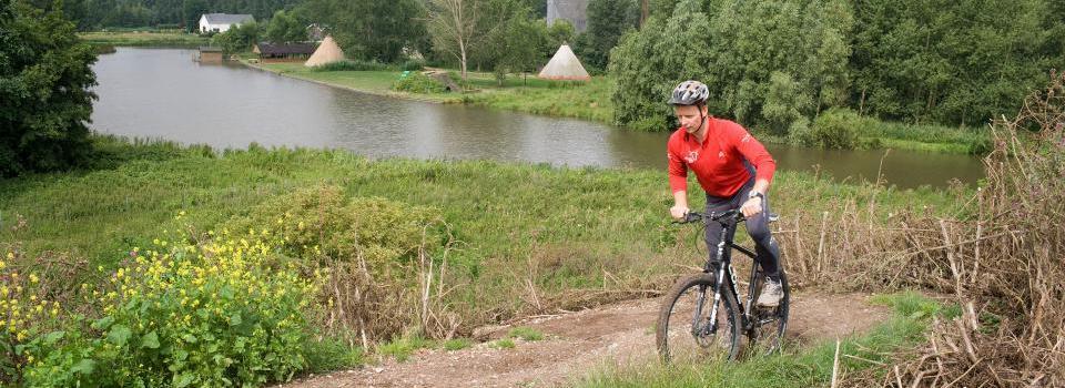 Mountainbikeparcours Bergschenhoek