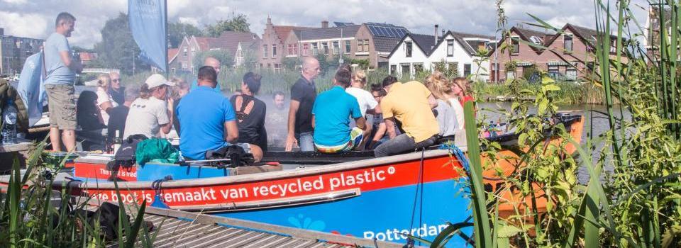 Oud Rotterdamsch Plastic Visschen