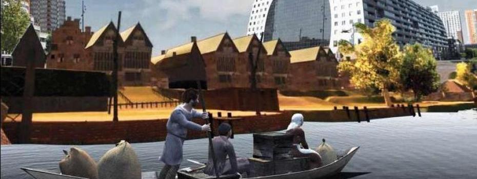 Tentoonstelling 750 jaar Rotte | dam
