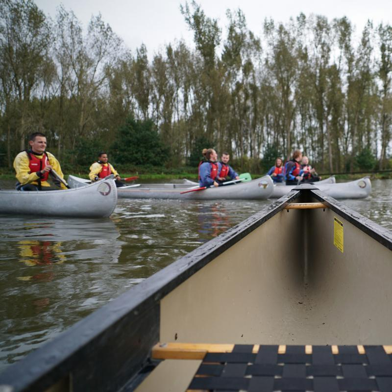 Friday Night Kayak - Soep met Peddels