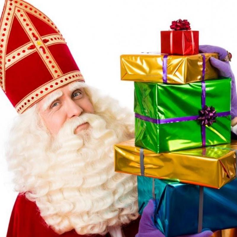 Sinterklaas bij Lake House